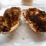 ココモ - 牡蠣のガーリックパン粉焼