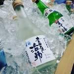 鈴木亭 - ドリンク写真:夏限定 生酒