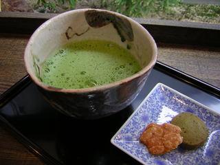 わび助 - ティータイムには甘味付きで抹茶で ほっこり、まったり