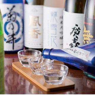 【日本酒にこだわり】春の純米大吟醸フェア