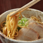 京ラーメンハーフ(醤油or塩)
