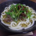 高砂食品 - 肉うどん¥500