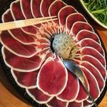 柳町 - 芸術的な景観♪真ん中は鴨つみれ