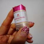 シュロスベッカライ - ラズベリーパンナコッタのピンクがかわいい。