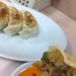 中華料理 やまだ - 乗り過ぎる。