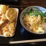 丸亀製麺 - ぶっかけうとん