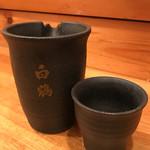 立凪 - 大信州 純吟超辛口(長野)一合 650円。