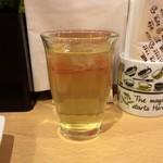 東京担々麺 RAINBOW - ジャスミン茶