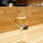洋食 おがた - グラスワイン(赤)