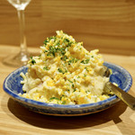 洋食 おがた - 洋食屋のポテトサラダ