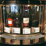 CAFE&STORE bebenoosouzai - ▲ワインサーバー