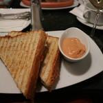 Gerstner - 料理写真:インペリアル・トースト