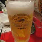 ごきげん屋 - ビール