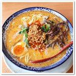 Tsurukamedou - 濃厚ピリ辛 とんこつ担々麺