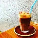 エドガワ コーヒー カンパニー - モカチーノ