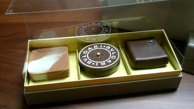 チョコ ブルガリ