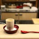 62893955 - 蛤の茶碗蒸し
