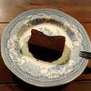 ジョーズ バー - 料理写真:チョコレートケーキ