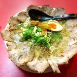 御麺 麦 一等兵 - チャーシュー麺