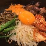 どりぃむ - 料理写真:石焼ビビンバ