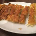 藤井屋 - バリバリ餃子