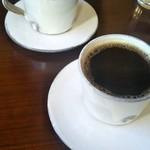 ブルー コーヒー - コーヒー