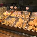 竹清 - 天ぷらもいろいろ