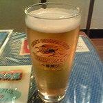 629121 - 生ビール