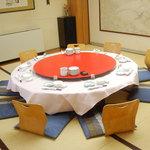 中華四川料理 もりた - 2F 大小さまざまな個室になります。お子様連れも安心してご利用いただけます