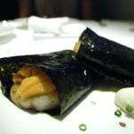 タワシタ - 平貝の磯部巻き