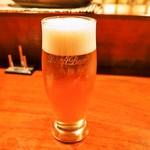 和彩弥 嶋川 - 生ビールは熟選