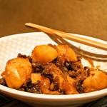 和彩弥 嶋川 - 大皿料理(肉じゃが)