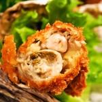 和彩弥 嶋川 - 牡蠣フライ