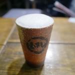 むすび むさし - 生ビール