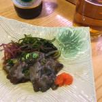 いちば寿司 - ナマコ酢