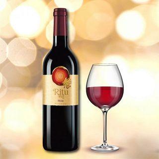 インドから直輸入のインドワイン♪