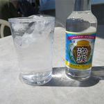 海畑 - 泡波ロック(400円)