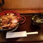 千鳥 - 焼き鳥丼