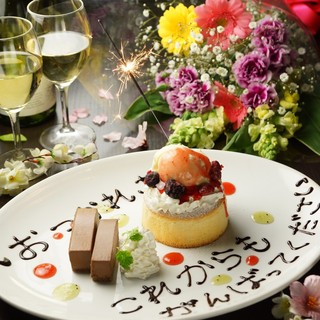 【誕生日・記念日に】サプライズパンケーキプレゼント♪