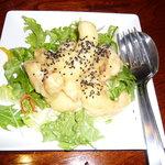 四川厨房ふう   - 芝エビのマヨネーズソース炒め