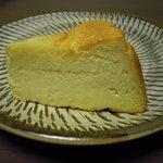 マミーズ・アン・スリール - チーズケーキ