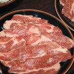 いまじん - 料理写真:☆人気の肩ロース ¥680