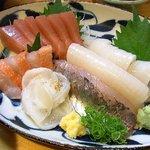 鮮魚・お食事処 山正 - おさしみDX