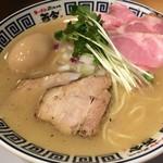 Ramenjikon - 特製塩ラーメン 1000円
