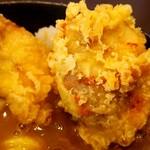 62913556 - ボリューム満点の美味しい鶏天