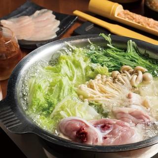 産地と鮮度にこだわった美味しいお鍋