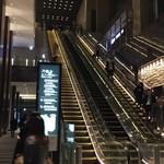 東京ビアホール&ビアテラス14 - 1Fからこれに乗ってはNG