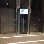 東京ビアホール&ビアテラス14 - 2Fへはこのエレベーターに乗る