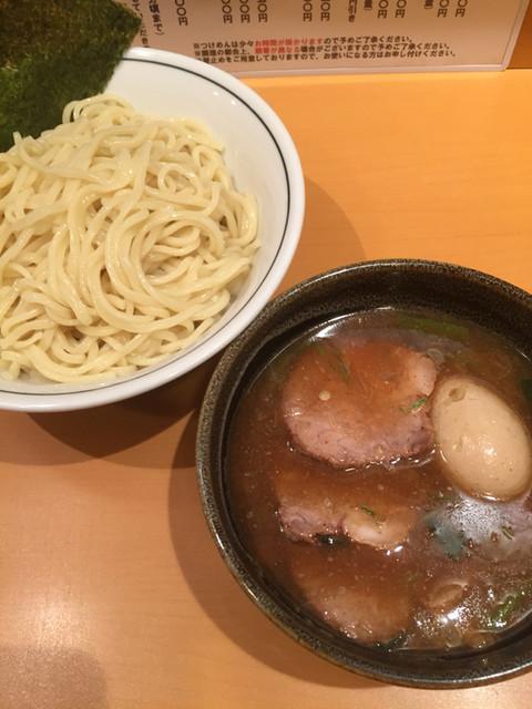 らーめん 文蔵 - 得つけ麺