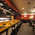 京和田 - テーブルは5席ご用意しております